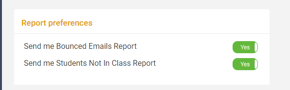email-report